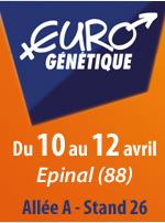 visionaute sera présent lors du salon Eurogénétique 2014